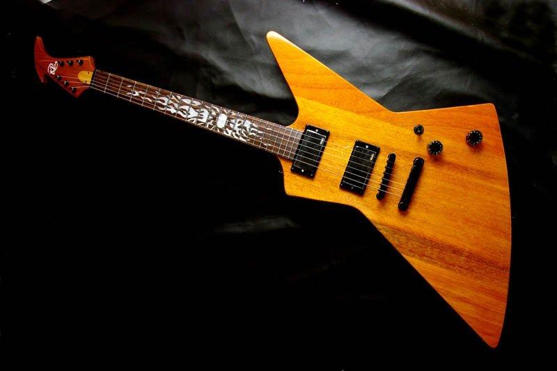 Metallica James Hetfield Guitar. Wholesale Lawrence Custom Explorer Metallica James Hetfield Electric Guitar bjknm