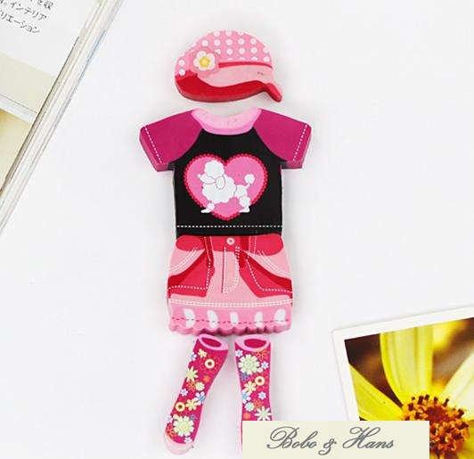 Free Sample/lovely stationery/Cute colors Cartoon Clothing eraser/Cartoon Eraser/ Kid's Gi ...