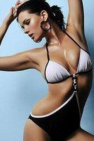 Женское бикини sexy bikini sets, fashion bikini, size DE214 PINK good sale
