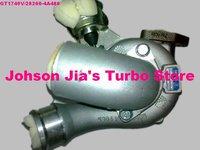 Запчасти для двигателя GT1749/716938-0001 28200-42560 Original Shanghai Garrett Turbocharger for HYUNDAI Van 2002, Engine:4D56 2.5L