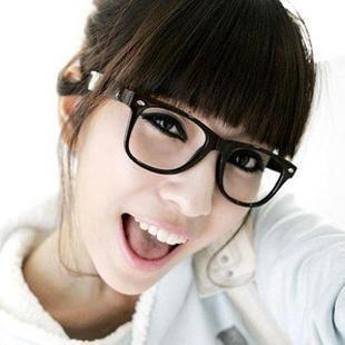 Clear Fashion Glasses For Women Plastic Eyeglasses