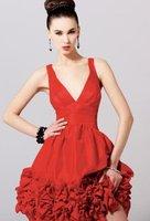 Коктейльное платье No brand Ruched  Free