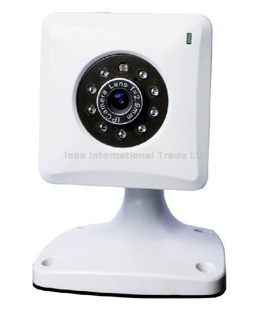 IR Desktop IP Camera not free sample[factory direct sell]