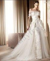Платье для подружки невесты Custom Made Bridesmaid Dresses V-Neck A-Line Satin Ruffle Bridal Party Dresses Evening Party Dress -MS44