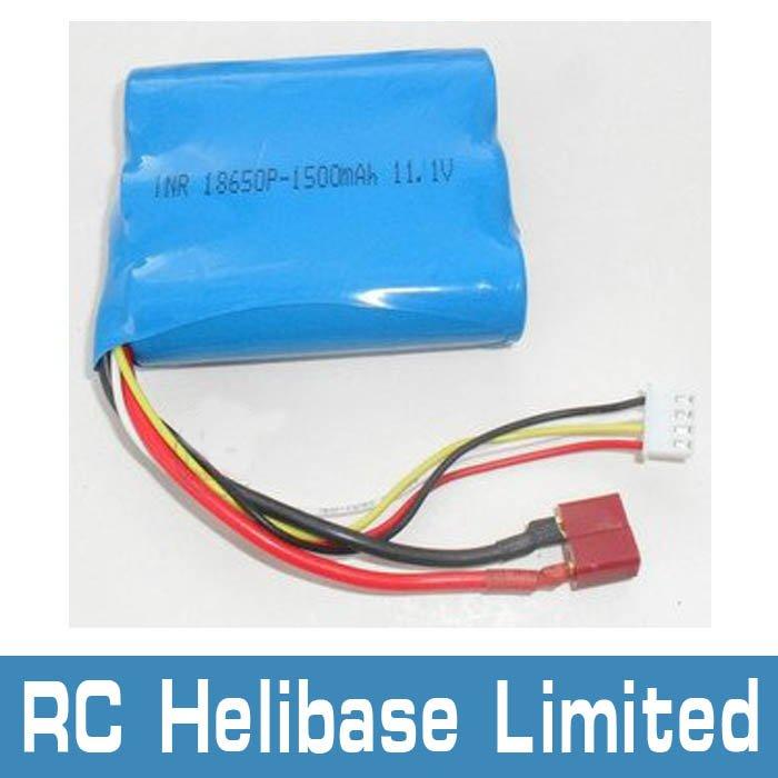 Wholesale 2pcs/lot QS 8005 11.1V / 1500mAh lithium batteries / QS8005 SPARE PARTS