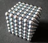 216pcs/лот 3 мм новой сфере нео куб магнит магнитные шарики головоломки
