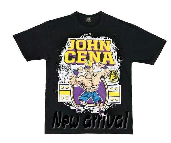 wwe corre t shirt. WWE T shirt wholesale--WWE