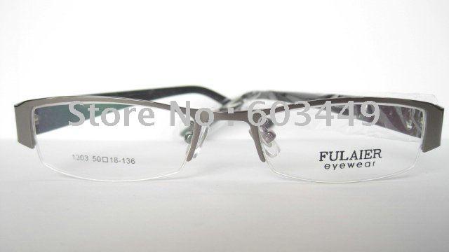 Prescription Rx Optical Eyeglasses Free Delivery New Arrivals Fashion Lens Frames Women Metal GS ...