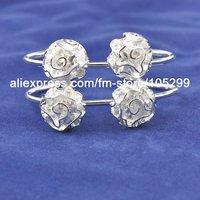 30 «925 стерлингового серебра ожерелье ювелирные изделия плоской снаряженная устанавливает серебряные цепочки, стерлингового серебра ожерелье наборы для кулона