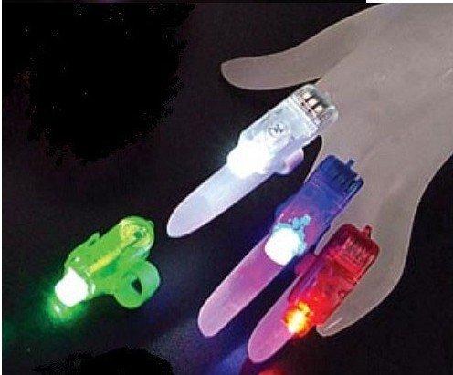 factory wholesale LED Toy ,2016 Bright Finger Laser Lights, Light Finger / Ring Light 50pcs/lot