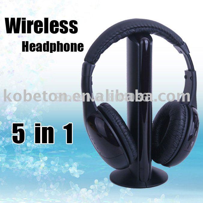 Wireless T V Headphones