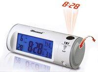 Втулка Digital LED Alarm Clock, Colorful Magic projection calendar clock Music Alarm Clock