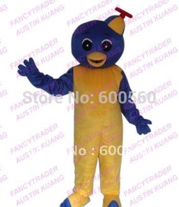 Wholesale New Backyardigans Pablo Penguin Mascot Costume Free Sample FT20053