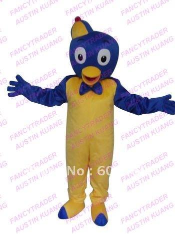 Wholesale New Preimum-grade Pablo Penguin Mascot Costume FT20053