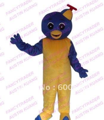 Backyardigans Pablo Penguin Mascot Costume FT20053
