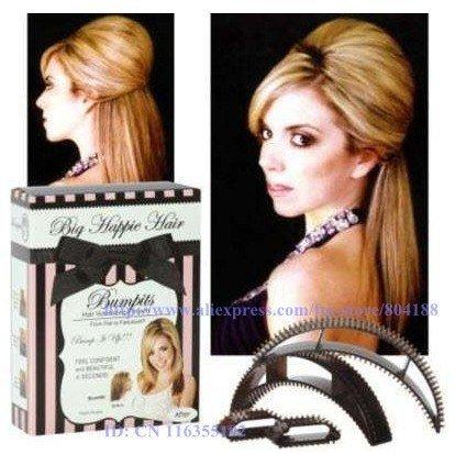bumpits hairstyles. Wholesale SK Free shipping~10set Bumpits NEW Big Happie Hair Bumpits
