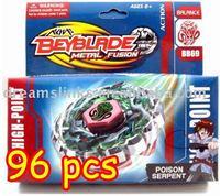 Волчок 10pcs/lot NEW Beyblade launchers, Beyblae spin top launchers, ruler puller launchers #12 In Stock