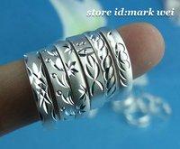 много 10шт 925 стерлингового серебра baby kid браслет браслет