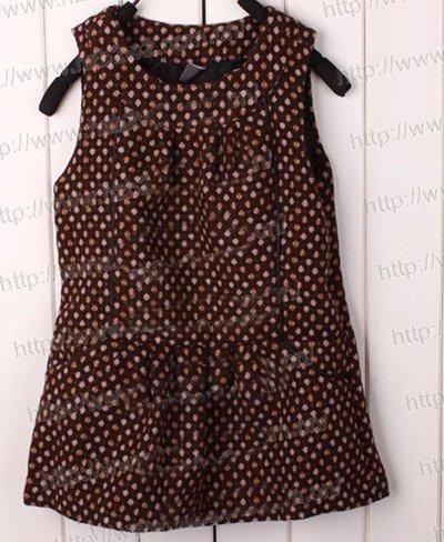 Fashion Designers Names  Kids on Name Brand Girl Woolen Dress With Belt Kids Fashion Spring Dress