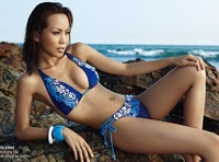 Женское бикини 2011! sexy bikini, hot swimwear, woman ladies swimwear 9052
