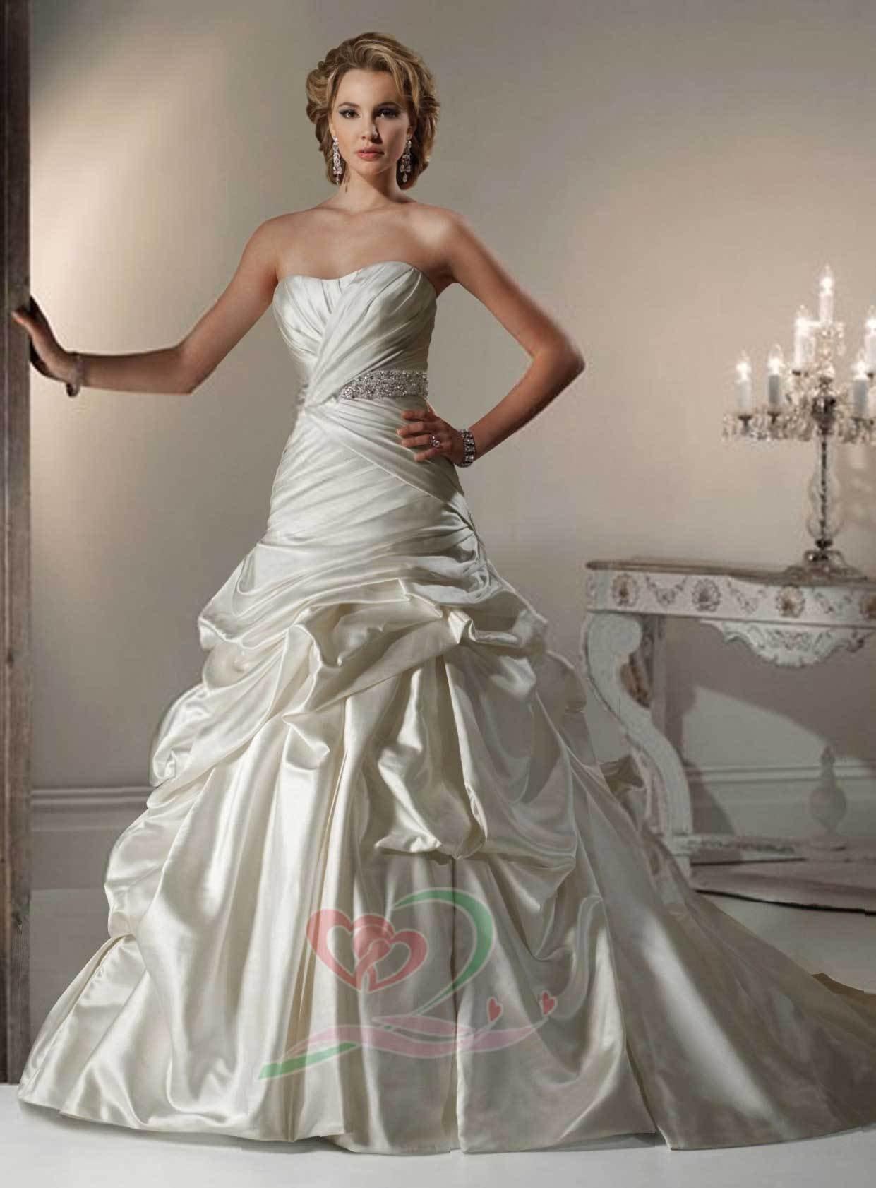 fashion wedding dresses | Wedding dresses 2013