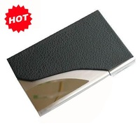 Визитница hot line pattern Stainles steel name card holder card case, gifts, TNCH024