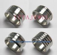 10pcs stainless steel leather bracelet, alloy leather bracelet