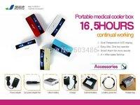 Холодильники и морозильные камеры Joyikey diabetes product NPH insulin mini fridge comes with 16.5hours leading time battery, 2`8degreeC storage