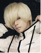 Men short wigs/Fashion boy's kanekalon Full Lace wig/3 colors-Free Shipping