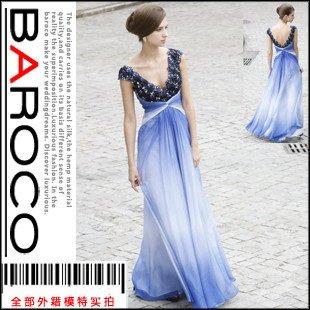 Size Maxi Dress on Maxi V Neck Celebrity Dress Prom Ball Dress Backless Halter