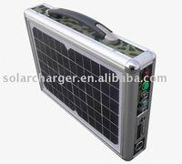 солнечных панелей, установленных внутри 36ah бесплатно генератор портативных солнечных батарей 30w обслуживания герметичные свинцово кислотные battey 150w Макс нагрузки