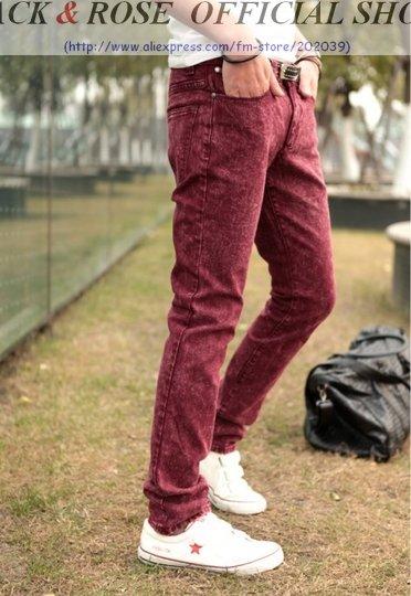 New Arrival Men's Casual Slim Fit Pants /Casual trouser