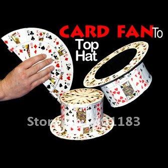 how to show magic tricks