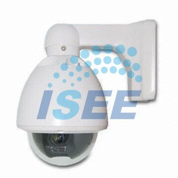 Mini PTZ Speed CCTV Dome Camera, 540TVL, 49/2.810mm Dynamic Varifocal Lens 16 Presets, IP66[factory direct sell]