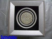 High Power 3W LED Wall ceiling Lamp white color metal downlight LED lighting AC85V-265V