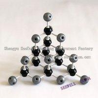 Канцелярский набор / подарочная коробка XCM-001-2-Sodium Chloride Ionic Crystal Model