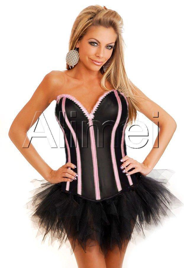 black sexy corset,fashion corset,body lift shaper,outwear