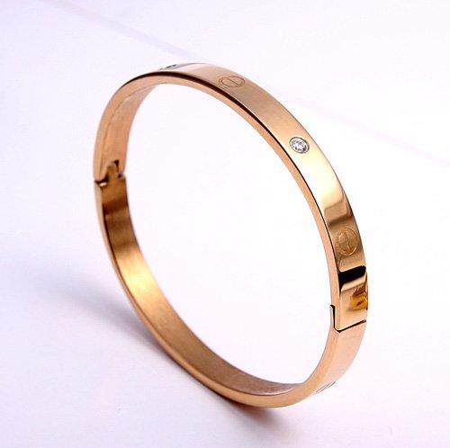 Free sample simple design bracelet Dshackle jewelry stainless steel bracelet unisex fashion ac ...
