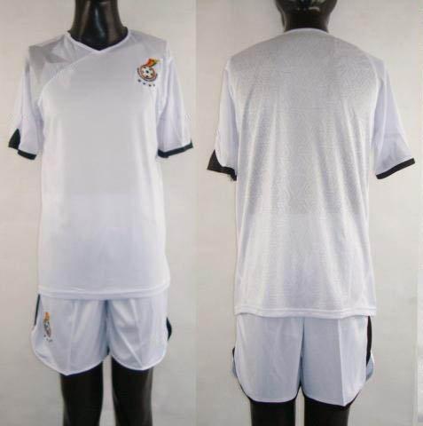 Ghana Soccer Jerseys Ghana 2010 Home Soccer Jersey Ghana National team soccer jersey 2010 shirt  ...