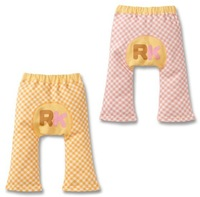 Брюки для девочек Hot style! Skull printing plaid cotton pants 2~9 T, kids toddler casual cotton trousers, chilren leisure cotton pants 3 colors