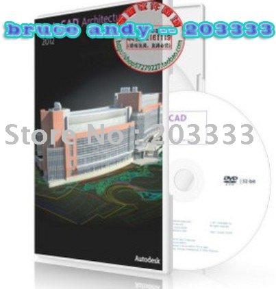 Autodesk AutoCAD Architecture 2012 (1 dvd)