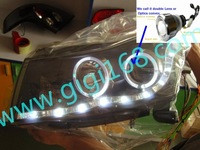 Неоновые кольца Angel Eyes Gigi168 CRUZE 09/12 HID 2pcs/set