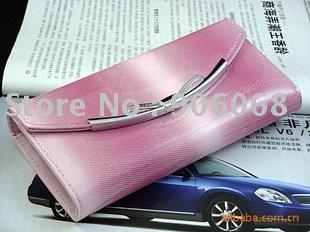 FREE SHIPPING Women Leather wallet,fashion women wallets,ladies wallet