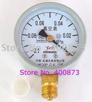 Манометр Pressure vacuum gauge, Dial diameter 60mm -0.1-0.3MPa