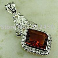 La moda de ventas calientes de joyería de plata hechos a mano de piedras preciosas joyas de carnet gratuito de envío LP0317 (China (continental))