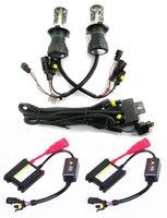 Система помощи при парковке retail Car LED Parking 4 Blue Sensors Reverse Backup Radar [CP180