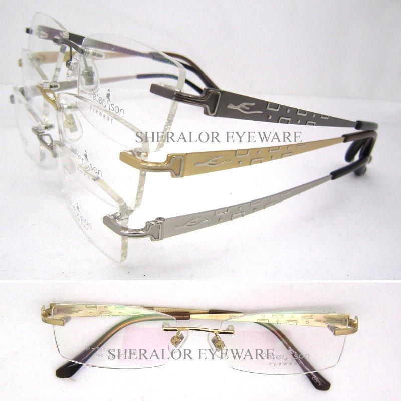 Women Eyeglasses | Rimless Eyeglasses | EyeBuyDirect.com