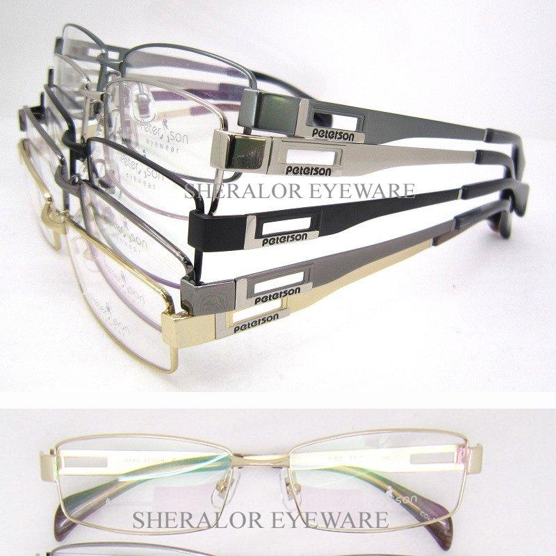 Eyeglass Frame Finder : TITANIUM EYE GLASS FRAME - EYEGLASSES
