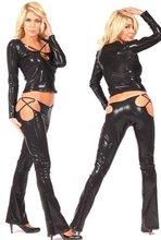 Womens leather clubwear Wholesale