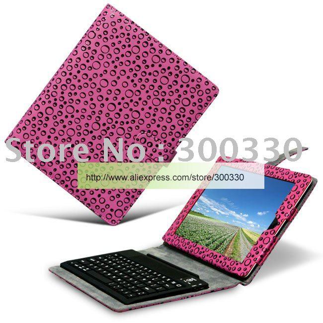 Bluetooth Keyboard Leather